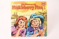 Die Abenteuer des Huckleberry Finn 1 Mark Twain E 2081 Schallplatte Vinyl