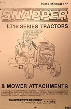 s l225 snapper outdoor power equipment manuals & guides ebay snapper lt16 wiring diagram at soozxer.org