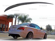 BMW e82 e88 Aileron arrière tablier Diffuseur AILE AUTO Arête de décrochage