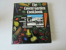 THE CONVENT GARDEN COOKBOOK - MARIE STONE 1974
