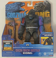 Godzilla Vs Kong Hong Kong Battle Kong Brand New