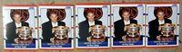 Wayne Gretzky  Los Angeles Kings Art Ross Trophy 1990 Score #361 5ct Card Lot