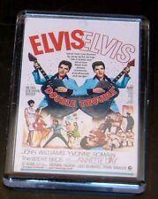 Elvis  'Double Trouble'  FRIDGE MAGNET
