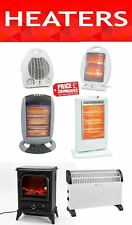 Portable Electric Heaters Home Office Patio - Fan Convector Halogen Heater