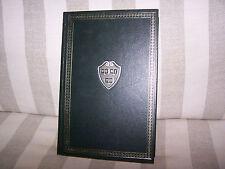 HARVARD LITERARY CLASSICS,green/gold binding,MASTERPLOTS,1972 Annual,MAGILL