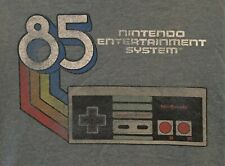 "T-Shirt SMALL ""Nintendo Entertainment System 1985"" Gamer T-Shirt"