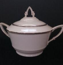 Zeh Scherzer Bavaria Porcelain 50 Jahre Sugar Bowl Germany