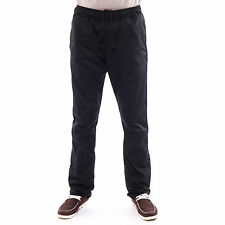 Chef Drawstring Pants Hospitality Trousers Plain Uniform Unisex Pockets Workwear