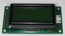 Hantronix LCD Display w/ LED Backlight - 2 lines x 8 - HDM08216L - Light .6 oz