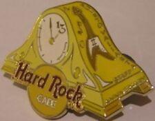 Hard Rock Cafe PUERTO VALLARTA 2003 13th Anniversary STAFF PIN Clock - HRC #3874