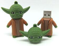 "Star WARS YODA 8GB USB Stick 2 ""grand don figure"