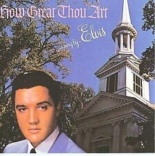 FREE US SHIP. on ANY 2 CDs! NEW CD Elvis Presley: How Great Thou Art