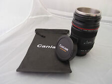 Caniam Retractable EF24-70mm 1:1 f/4L IS USM Camera Lens Mug