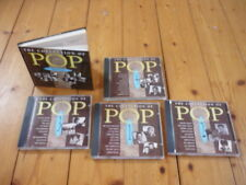 The Collection of Pop Music 4CD 160 SEITEN BOOKLET Freddy Cannon Linda Scott
