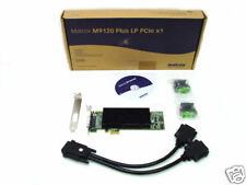 Matrox M9120 Plus LP PCIe 1X DualHead Dual Monitor Graphics Card 512Mb DVI