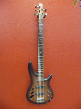 Ibanez SR30TH5NNF Electric 5 String Bass, Natural Brown Burst, Free Shipping