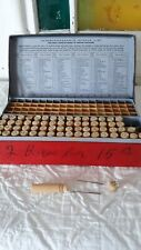 Vintage New Simplicity sewing machine Needles Full 130 Store Stock Wooden Cases