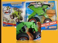 Hot Wheels 30th Anniversary Monster Jam Mega Air Jumper/ New in Box 2012 T059T
