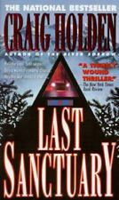 Last Sanctuary Holden, Craig Mass Market Paperback