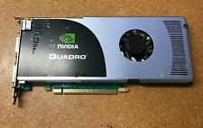 Dell OEM NVIDIA Quadro FX 3700 512MB Dual DVI Video Graphics Card USED