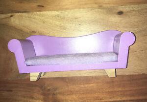 KidKraft LP Lavender Full Sofa