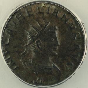 AD 270-272 Roman Antoninianus Coin Vabalathus Antioch Mint ANACS AU-55 AKR