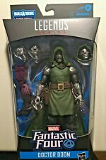 Marvel Legends: Fantastic Four Super Skrull BAF series Dr Doom