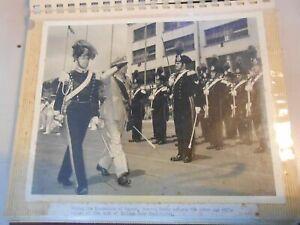 FOTOGRAFIA PERSONAGGI CARABINIERI MANIFESTAZIONI NO GLOBAL FOTO ORIG (10)