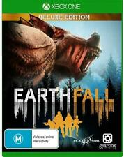 EarthFall Earth Fall Deluxe Edition XBOX One XB1 VERY GOOD FREE POST + TRACKING
