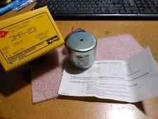 JAKES-EVANS CONTROLS SOLENOID #  3MP-23 NSN: 5950-00-832-9852  187VDC HZ DC