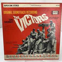 The Victors Soundtrack LP Record Album Vinyl