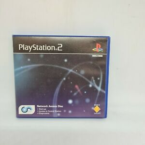 Playstation 2 Network Accsess Disc PS2