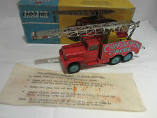 CORGI MAJOR-no 1121-chipperfield's circus Grue Camion-Coffret