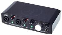 Mackie ONYX Producer 2.2 Tarjeta Audio Interfaz Midi USB Con 2 IN Es 2 Out