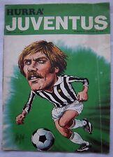 Orig.PRG / Vereinszeitung  1976  JUVENTUS TURIN - CSSR + Ligaspiele / Reportagen