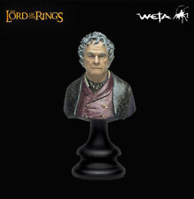 Sideshow Weta Lord Of The Rings Bilbo Baggins Bust Lotr Limited Edition Soldout