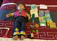 2000 Playmates Amazing Maddie Works Well With Accessories