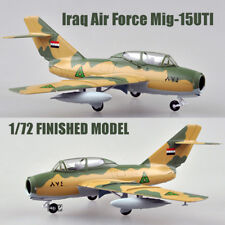 Iraq Air Force Mig-15UTI Late 1980 1/72 aircraft finished plane Easy model