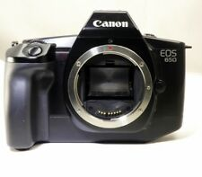 Canon EOS 650 EF 35mm film SLR Camera Body with data back And