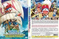 Doraemon (The Movie 2018): Nobita's Treasure Island ~ All Region ~ Brand New ~