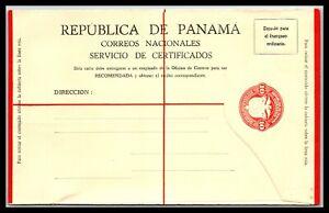 GP GOLDPATH: PANAMA POSTAL STATIONARY MINT _CV712_P13
