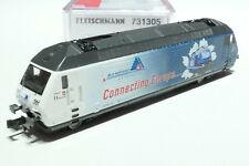 Fleischmann N SBB BLS Re 4/4 465 001-6 bunt 731305 NEU OVP