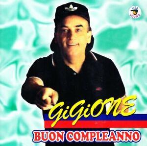 Buon Compleanno (Gigione - CD) Nuovo