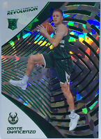 2018 Donte Divincenzo Revolution Rookie New Year /88 - #115 MINT Milwaukee Bucks