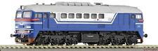 TT Locomotiva Diesel BR 120/m62 Blu/Bianco RZD EP. V Roco 36238 NUOVO!!!