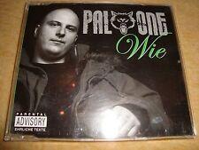 PAL ONE - Wie  (Maxi-CD)