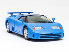 Bugatti EB 110 Super Sport Blue Color 1991 Year 1/43 Scale Collectible Model Car