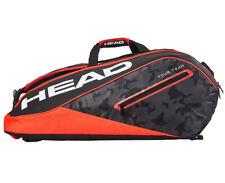 HEAD Tour Team 9R Supercombi Tennis Bag Black Red Racquet Backpack NWT 283118