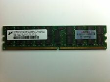 HP Memory 4GB 667MHZ PC2-5300 CL5 ECC REGISTERED P/N 405477-061  408854-B21