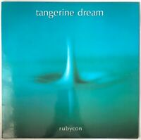 TANGERINE DREAM RUBYCON LP VIRGIN UK 1975 1U/1U MATRIX FIRST PRESS NM TOP COPY
